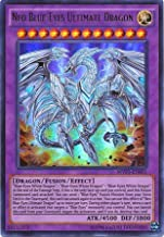 Yu-Gi-Oh! - Neo Blue-Eyes Ultimate Dragon - MVP1-EN001 - Ultra Rare - Unlimited Edition - The Dark Side of Dimensions Movie Pack