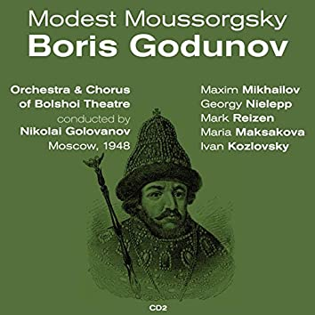 Modest Moussorgsky: Boris Godunov (1948), Volume 2
