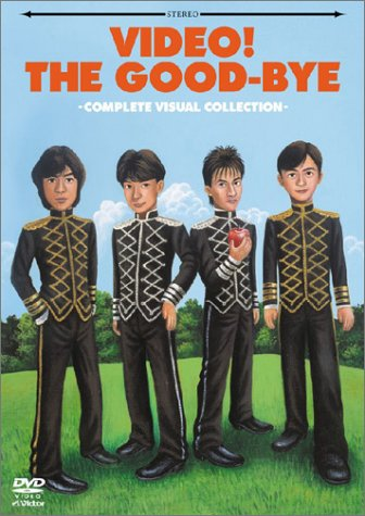 VIDEO! THE GOOD-BYE!!!-COMPLETE VISUAL COLLECTION- [DVD]