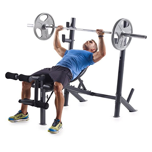 ICON Fitness Weider Pro 345 B Mid Width Bench