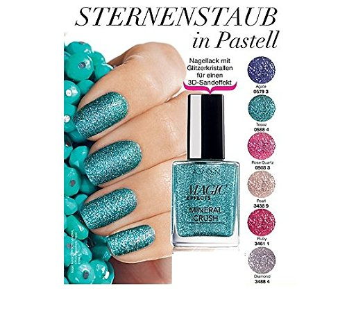 AVON Magic Effects Mineral Crush Nagellack Fb. Ruby