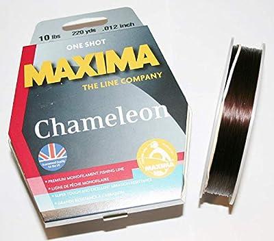 Maxima Chameleon 600m Spool by Leeda