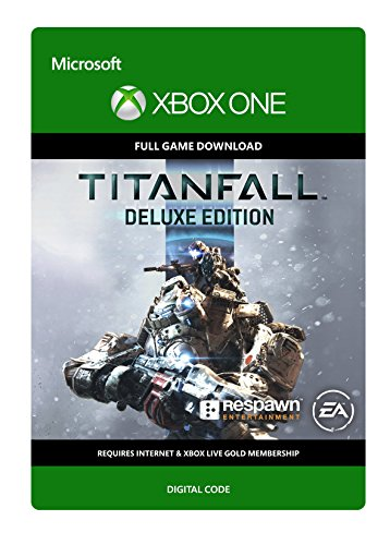 Titanfall: Deluxe Edition [Vollversion] [Xbox One - Download Code]