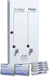 RMC Dispenser,Napkin,SANI,Dual