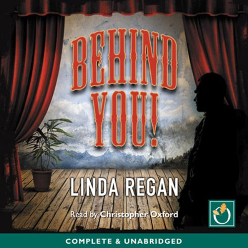 Behind You audiobook cover art