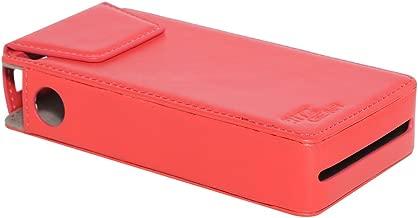 RitzGear Leatherette Case for Kodak Mini PM210 Printer     Custom Design for Snug Fit  Red