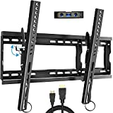 Everstone Tilt TV Wall Mount Bracket for Most 32-80 Inch...