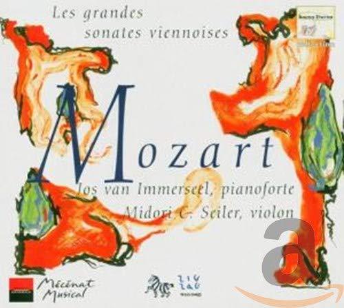 Wolfgang Amadeus Mozart: Sonaten für Violine und Klavier