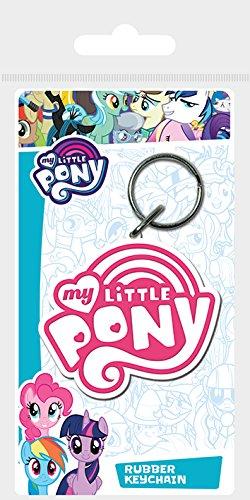 Pyramid International My Little Pony-Logo - Llavero de Goma,...