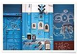 JUNIQE® Architekturdetails Poster 20x30cm - Design