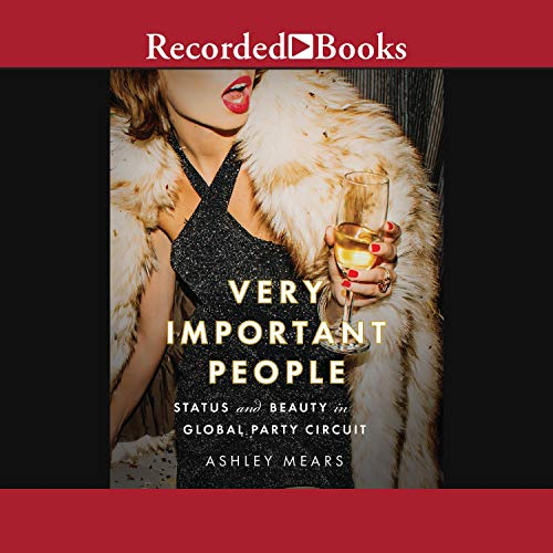 Very Important People audiobook cover art