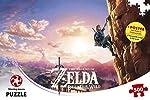 Winning Moves GmbH Win11231The Legend of Zelda Breath of The Wild Jeu de Puzzle