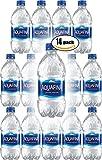 Aquafina Water, Pure Water, Perfect Taste, 12 Fl Oz (Pack of 14, Total of 168 Fl Oz)