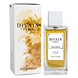 DIVAIN-554, Eau de Parfum para mujer, Vaporizador 100 ml