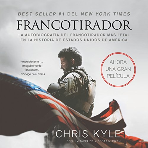 Francotirador [American Sniper]  By  cover art