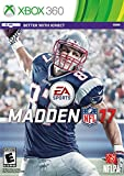 Madden NFL 17 - Standard Edition - Xbox 360 (Renewed)