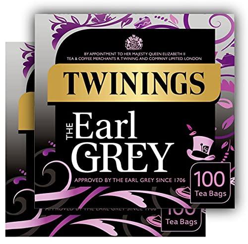 Twinings Earl Grey Tee 100 Beutel Doppelpack