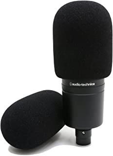 windscreen and pop filter together