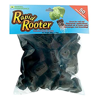 General Hydroponics Rapid Rooter Plant Starters 50 Plugs