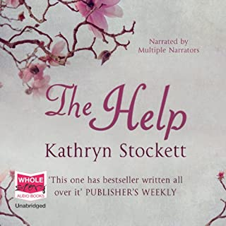 The Help                   By:                                                                                                                                 Kathryn Stockett                               Narrated by:                                                                                                                                 Jenna Lamia,                                                                                        Bahni Turpin,                                                                                        Octavia Spencer,                   and others                 Length: 18 hrs and 6 mins     4,242 ratings     Overall 4.8