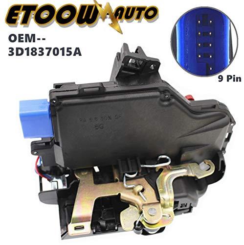 ETOOW Zentralmechanismus des Türschlossantriebs vorne links OEM LA-009FL 3D1837015 3D1837015A