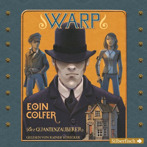 Der Quantenzauberer     WARP 1              By:                                                                                                                                 Eoin Colfer                               Narrated by:                                                                                                                                 Rainer Strecker                      Length: 6 hrs and 31 mins     Not rated yet     Overall 0.0
