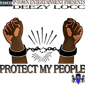 PROTECT MY PEOPLE