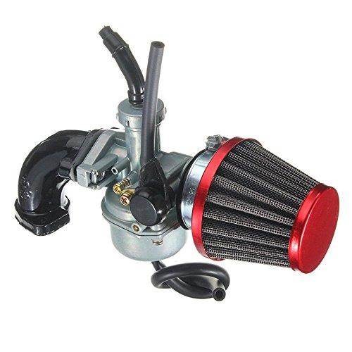 22mm Carb PZ22 Carburetor Air Filter Set For 110cc 125cc SSR CRF50 Pit Dirt Bike Sunl Taotao Pit bike ATV