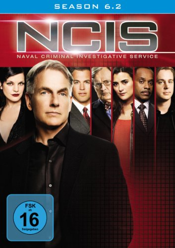 Navy CIS - Season 6, Vol. 2 (3 DVDs)
