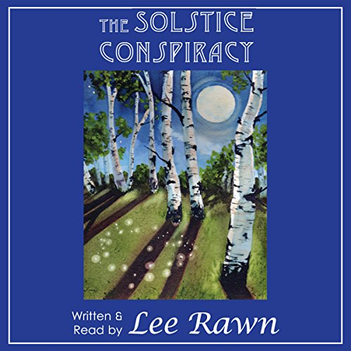 The Solstice Conspiracy audiobook cover art