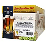 Brewer's Best Home Brew Beer Ingredient Kit (5 Gallon), (Mexican Cerveza)