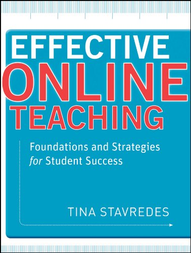 Compare Textbook Prices for Effective Online Teaching: Foundations and Strategies for Student Success 1 Edition ISBN 9780470578384 by Stavredes, Tina