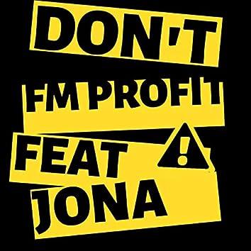 Don't (feat. Jona)