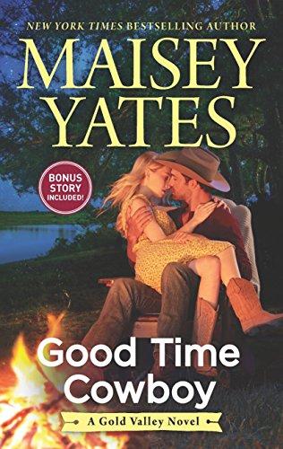 Good Time Cowboy: An Anthology (A Gold Valley Novel)