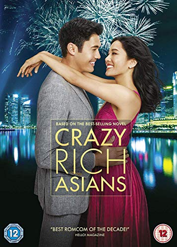 Crazy Rich Asians [Edizione: Regno Unito]