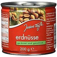 Jeden Tag Erdnüsse