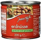 Jeden Tag Erdnüsse gesalzen, 200 g