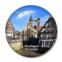 エスリンゲン教会ドイツ冷蔵庫マグネットホワイトボードマグネットオフィスキッチンデコレーション
