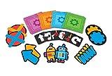 ラーニング リソーシズ(Learning Resources) 幼児向けプログラミング教材 プログラミングカード レッツゴーコード アクティビティセット LER2835 正規品