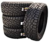 Set of 4 (FOUR) Suretrac WideClimber A/T II All-Terrain Radial Tires-35X12.50R20LT 121S LRE 10-Ply