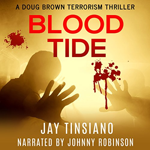 Blood Tide audiobook cover art
