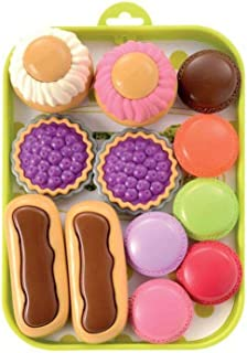 ecoiffier Bubble Cook Assorted Cakes In A Tray