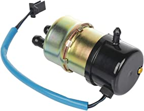 AUTOMUTO Electric Fuel Pump Replacement for 2000 99 97 96 95 94 93 92 91 90 89 88 87 Yamaha Virago 535