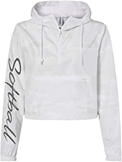 Soccer Crop Windbreaker for the perfect soccer girl.