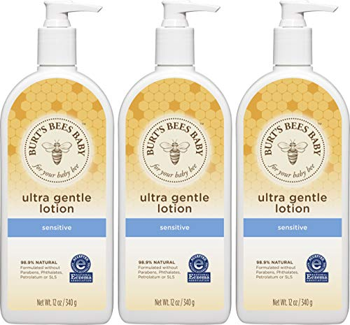 Burts Bees Baby Ultra Gentle Lotion