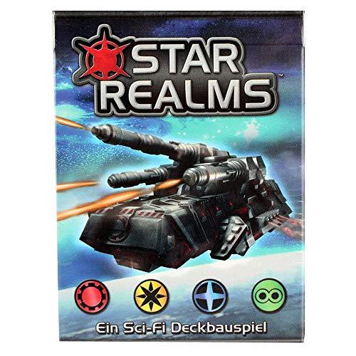 ADC Blackfire Entertainment Star Realms - Deckbauspiel (deutsch)
