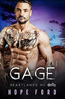 Gage (Heartlands Motorcycle Club Book 6) by [Hope Ford]