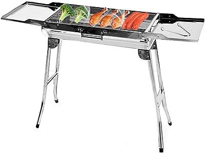 Amazon.com: Barbacoa portátil plegable para camping, picnic ...
