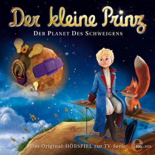 Der Planet des Schweigens. Das Original-Hörspiel zur TV-Serie Titelbild