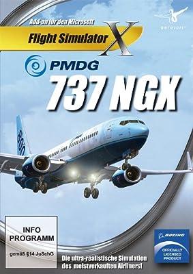 Flight Simulator X - PMDG 737 NGX (Add-On)